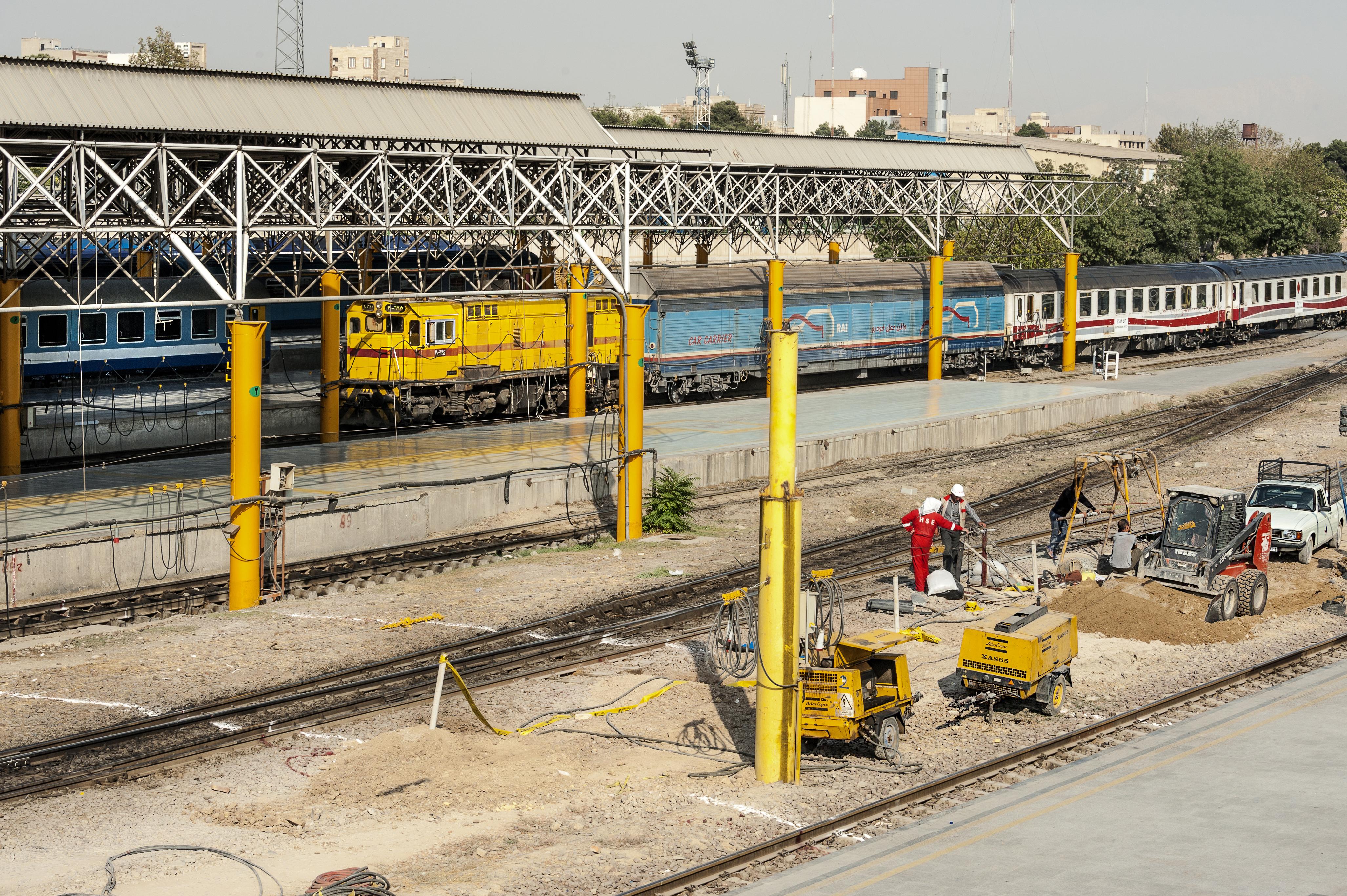 Iran: Geschäftsanbahnung Verkehrs- und Bahntechnik, Mashad, Teheran, Isfahan, 11. – 16. November 2017
